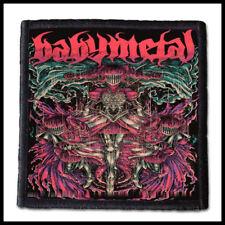 BABYMETAL --- Patch / Crossfaith The Gazette Band-Maid Ladybaby Aldious Bridear
