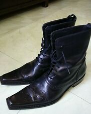 Dsquared2 Rare Runway Jeffrey Boots US10 UK9 Euro43