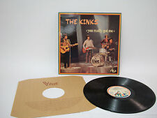 The Kinks - you really got me | First Press France 1979 + OIS | LP: Near Mint