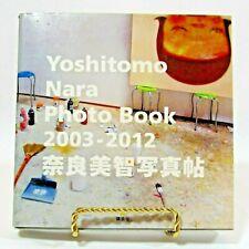 Yoshitomo Nara Photo Book 2003-2012 Japanese Soft Cover
