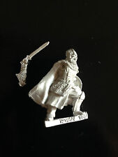 Warhammer Lord of The Rings LOTR - Rohan Captain Foot Metal OOP