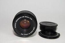 Konica Minolta Hexanon AR 50 mm F/1.8 AR Lens For Konica