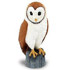 Barn Owl Wings of the World Birds Figure Safari Ltd NEW Toys Animals Collect