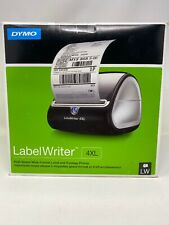 DYMO LabelWriter 4XL Thermal Label Printer W/power adapter and usb cord NEW
