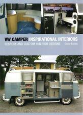 VW Camper Interiors T1 T2 T3 (Custom Interior Design Volkswagen Bus) Buch book