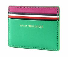fce7b30425032d TOMMY HILFIGER CC Holder Kredit- / Visitenkartenetui Fuchsia Red / Jelly  Bean