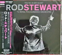 ROD STEWART-ROD STEWART WITH THE ROYAL PHILHARMONIC ORCHESTRA-JAPAN 2 CD G09
