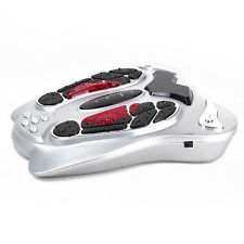 2018 New Electromagnetic Wave Pulse Foot Massager Circulation Booster