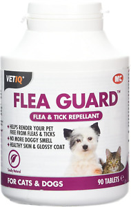 VetIQ Flea Guard, 90 tablets