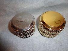 SET OF 2 DRAGON SCORPION GOLDEN HERB & SPICE GRINDER HAND MULLER 3 PIECE