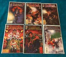 STARMAN 0 1 2 3 4 5 1st Print 1st App Tony Harris James Robinson DC CGC it JLA