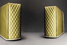 Custom Protective Hifi Speaker Covers, Fits Olufsen, Fyne, Wilson, Burmester etc