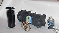 62 - 73 PONTIAC A6 A C Compressor Package MADE IN USA PAYPAL ACCEPTED