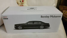 Bentley Mulsanne Modellauto 1:18