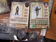 Dust Tactics - Studio - Operation Icarus - Panzerprinz - Sergeant Victory