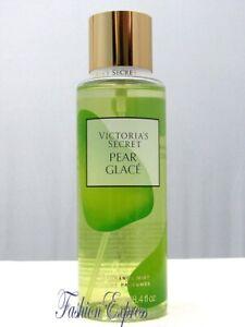VICTORIA'S SECRET PEAR GLACE BODY MIST SPRAY 8.4 FL OZ