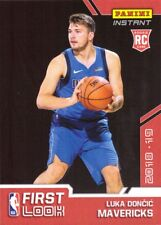 2018-19 Panini Instant #FI-3 Luka Doncic Rookie Card Mavericks - Only 567 made!