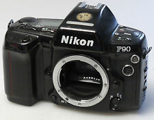 (PRL) NIKON F90 BODY 35 mm SLR SPARE PARTS FOTORIPARATORE REPAIR REPARATION