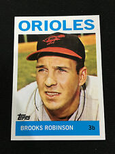 BROOKS ROBINSON RETRO 1964 INSERT TOPPS 2010 BALTIMORE ORIOLES BASEBALL CARD