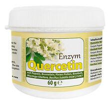 Quercetin Enzym 60g Pulver  Verdauungshilfe Histaminblocker