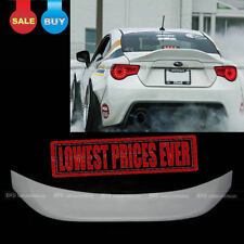 For Subaru BRZ Fit Toyota FT86 GT86 FRS LEG Style FRP Rear Spoiler Wing Lip