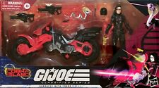 GI Joe Classified Series Baroness with C.O.I.L. Target Exclusive