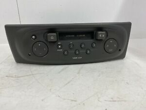 Renault Megane Scenic Grey car radio stereo Cassette player Tuner List With Code