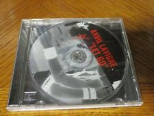 AVRIL LAVIGNE LET GO CD OPENED BUT IN NEAR MINT CONDITION