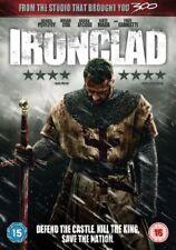 Ironclad [DVD] [2011] New Sealed UK Region 2