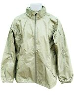 New NIKE Sportswear NSW MENS Active Rain Jacket Light Olive Green M