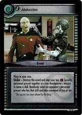 Star Trek CCG 2E Call To Arms Abduction 3R34