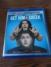 Get Him to the Greek (Blu-ray Disc, 2010, 2-Disc Set, Includes Digital Copy Rat…