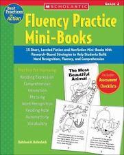 Best Practices in Action: Fluency Practice Mini-Books:  Grade 2