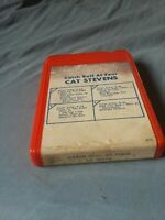 CAT STEVENS- Catch Bull at Four -8 Track Tape Cartridge