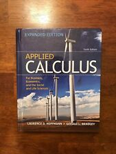 Applied Calculus for Business, Economics, and the Social and Life Sciences by...