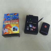Free Shipping+1Channels Fireworks Firing System+Rapid Fire+Salvo fire+program