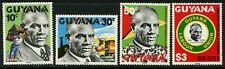 GUYANA - 1979 '60th ANNIVERSARY OF LABOUR UNION' Set of 4 MNH [A8919]
