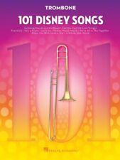 101 Disney Songs: For Trombone by Hal Leonard.