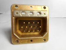 Lemo FGG.3B.813.CLAD01Z Plug and socket panel mount ECG.3B