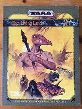 TORG-THE LIVING LAND-West End Games-fonte di riferimento della realtà PRIMITIVA