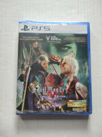 Devil May Cry 5 Special Edition PlayStation PS5 English Chinese Factory Sealed