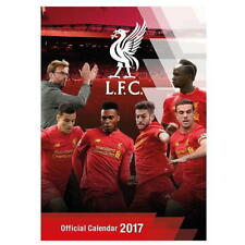 Official Liverpool 2017 Calendar Football A3 Wall Calendar 2017 A53