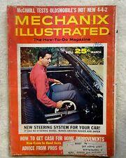 MECHANIX ILLUSTRATED MAGAZINE Back Issue MARCH 1965