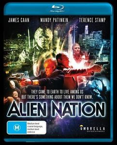 Alien Nation (Blu-Ray) NEW/SEALED