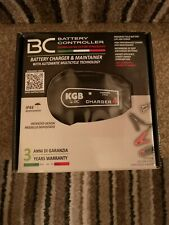 new bc motorcycle Battery Charger maintainer waterproof 3 years warranty  free