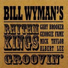 Rhythm Kings (B. Wyman) Groovin' (2000) [CD]