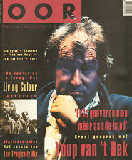 MAGAZINE OOR 1993 nr. 03 - THEO VAN GOGH / BOB DYLAN / YOUP VAN 'T HEK /SATRIANI