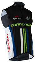 Sugoi 2014 Cannondale Cycling Pro Team Vest in Black