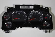 NEW OEM GM 07-14 SILVERADO DURAMAX DIESEL GAUGE SPEEDOMETER TRUCK DASH CLUSTER
