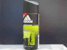 Adidas Pure Game Lot of 2 Deodorant Body Spray 24H Fresh Power 5 oz For Men